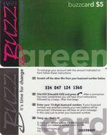 97/ Tanzania; Buzz GSM, Old Prepaid GSM Card - Tanzania