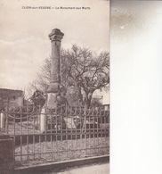 CLION SUR SEUGNE  LE MONUMENT AUX MORTS - France