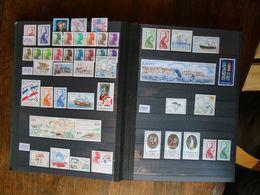 Saint Pierre Et Miquelon Collection Entre 1986 Et 2017 Neufs Sans Charnière Faciale 580 € Moins 50 % - St.Pierre & Miquelon