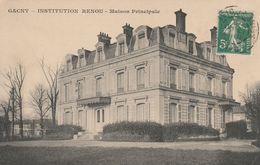 GAGNY INSTITUTION RENOU MAISON PRINCIPALE - Gagny