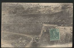 CPA Coloniale Indochine - Mines De Haton - Charbonnage De Hongay - Circulée 1908 - Vietnam