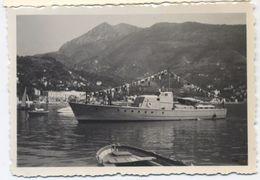 BATEAU MENTON     -Z58 - Barche