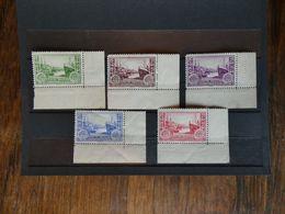 FRANCE Vignettes Exposition Philatélique N°11  Neufs Sans Charnière  Série Complète Cotées Sur Yvert - Commemorative Labels