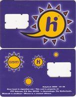 112/ Netherlands; PTT Telecom, Old GSM Card - Pays-Bas