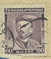 CZECHOSLOVAKIA-MIROSLAV TYRSH-USED STAMP - Czechoslovakia