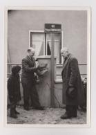 Photographie - ORIGINALE  Inauguration De La Rue De Pierre Chayriguès A Avranches Avec Sa Présence - Identified Persons