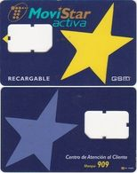 116/ Spain; MoviStar, Old GSM Card - Espagne