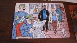 TINTIN PUZZLE HOTEL CORNAVIN  HERGE - Tintin