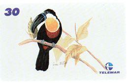 Animal Oiseau Vogel  Télécarte Brésil Phonecard Telefonkarte (G 262) - Uccelli