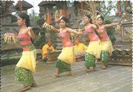 CPA-1970-INDONESIE-DANSEUSES  De La BIENVENUE-TBE - Indonesia