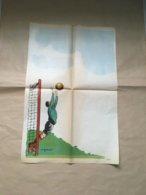 "Affiche 40 X 60 "" Theme Gardien De But   "" - Manifesti"