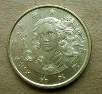 2016 ITALIA Volto Venere 10 Centesimi EURO - Circolata - Italie