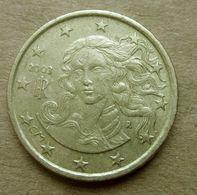 2003 ITALIA Volto Venere 10 Centesimi EURO - Circolata - Italie