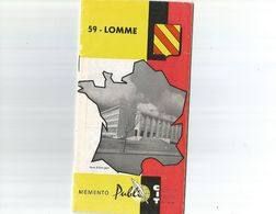 Lomme-1971--tourisme-commerces-industrie - Picardie - Nord-Pas-de-Calais
