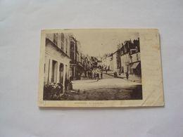 MONTBARD  La Grande Rue - Montbard