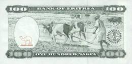 ERITREA P.  6 100 N 1997 UNC - Eritrea