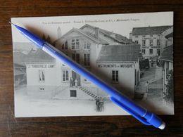 """MIRECOURT (Vosges 88) CPA Neuve  """"Thibouville-Lamy Et Compagnie, Vue Du Batiment Central  """" - Mirecourt"""
