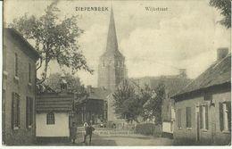 Diepenbeek -- Wijkstraat.    (2 Scans) - Diepenbeek