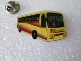 PIN'S    BUS  TJ - Transportes