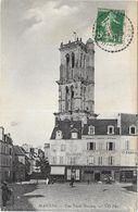 MANTES : TOUR SAINT MACLOU - Mantes La Ville