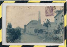 DPT 50 . - . PONT-DE-LA-ROQUE - LA PAPETERIE - Frankrijk
