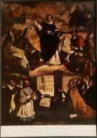 Ak Gemälde,painting -  Apostel St. Tomas - Museum - Sevilla - Zurbaran - Santi