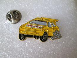 PIN'S    ZX  CITROEN   RALLYE RAID  TOTAL - Citroën