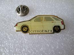 PIN'S    ZX  CITROEN - Citroën