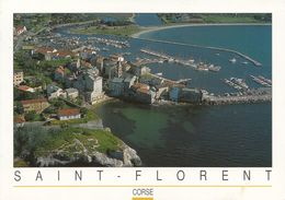 Francia Corsica  Corse Saint Florent Panorama - France