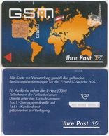7/ Austria; E-netz, Old GSM SIM Card - Autriche