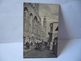 18338 R.&J.D. LE CAIRE CAIRO RUE NEUVE CPA 1915 - Le Caire