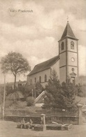 54 - VAL ET CHATILLON - Photo Originale De H. Emmerich En Mai 1915- L' Église - Animation!! - Autres Communes