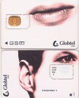 16/ Slovakia; Globtel, Unbroken Old GSM SIM Card - Slovaquie