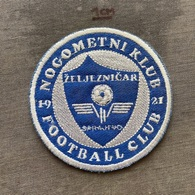 Jersey Patch SU000041 - Football Soccer Calcio Bosnia Zeljeznicar Sarajevo - Bekleidung, Souvenirs Und Sonstige