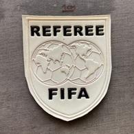 Jersey Patch SU000045 - Football Soccer Calcio UEFA Federation Association Union Referee - Bekleidung, Souvenirs Und Sonstige