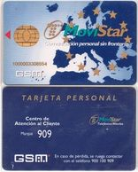 24/ Spain; Telefonica, Old GSM SIM Card - Espagne