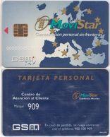 25/ Spain; Telefonica, Old GSM SIM Card - Espagne