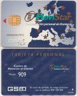 26/ Spain; Telefonica, Old GSM SIM Card - Espagne