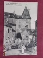 CPA - Châteauroux - Ancienne Porte Du Château Raoul - Chateauroux