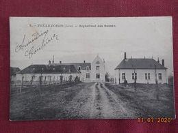 CPA - Pellevoisin - Orphelinat Des Besses - Francia