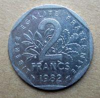 1982 FRANCIA Seminatrice 2Franchi - Circolata - France