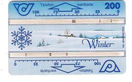 Austria - Österreich - Jahreszeiten - Winter  - 310E - Autriche