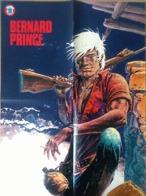 "POSTER "" BERNARD PRINCE  "" Supplement Au TINTIN  N° 71  De 1974 - Spirou Magazine"