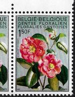 1523-V1 En Paire BELOIË Au Lieu De BELGIË P2 T2 (Alb. Noir N° 18)) - Varietà E Curiosità