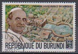 BURUNDI - Timbre N°333 Oblitéré - Burundi