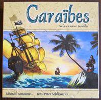 JEU DE SOCIETE - CARAIBES - Edition Winning Moves 2004 - Autres