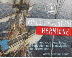 L'Hermione - Tickets - Vouchers