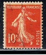 4FRANCE 004 // YVERT 135  // 1906 - Francia