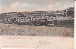 """Ostende - L'Hippodrome Wellington """"Le Pesage"""" - Oostende"""
