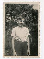 Enfant Kid Boy Garçon Cute Beauty 30s 40s - Persone Anonimi